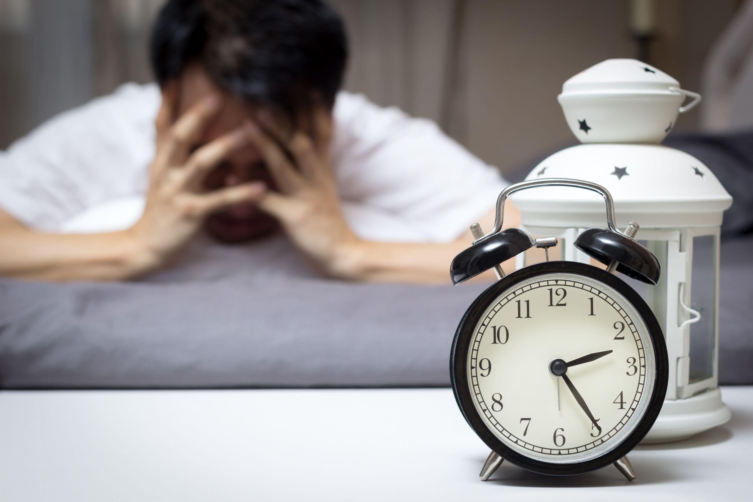 Tratamientos naturales para el insomnio