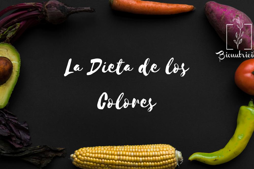 Cromonutrición: los beneficios de los alimentos según sus colores- Bionutrición Ortomolecular